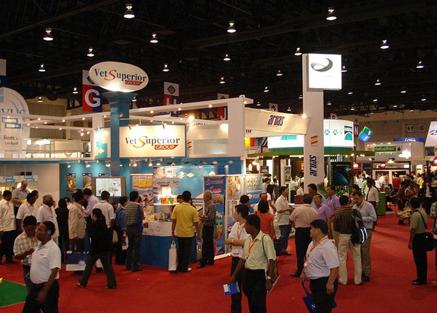 Viv Asia Bangkok Stand Area