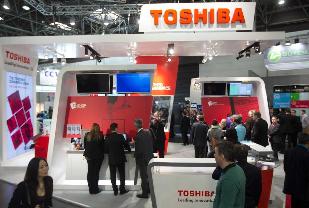 Dusseldorf Eurocis Exhibition Stand
