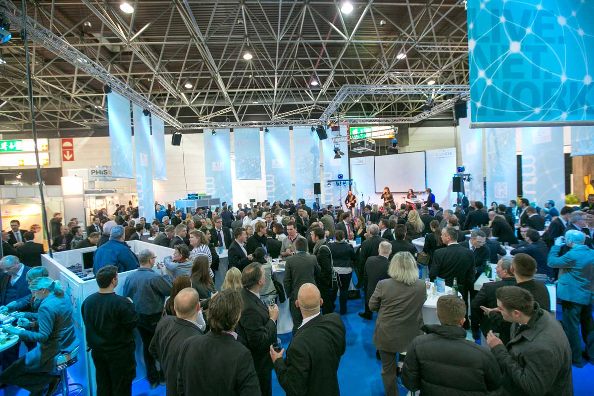 Eurocis Exhibition Area