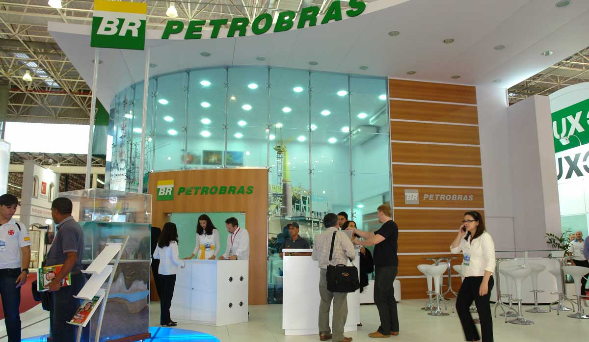 Petrobras Exhibition Design Brasil Offshore