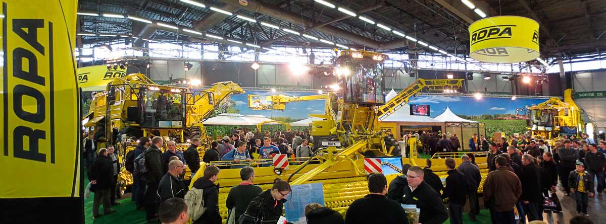Sima Paris Exhibition Floor