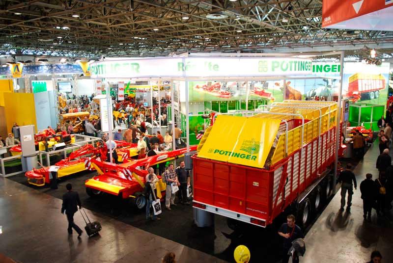 Sima Paris Exhibition Ground
