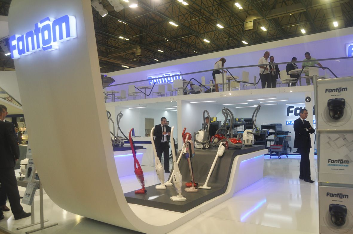 Two floor Exhibition Booth at Zücehx Istanbul 3
