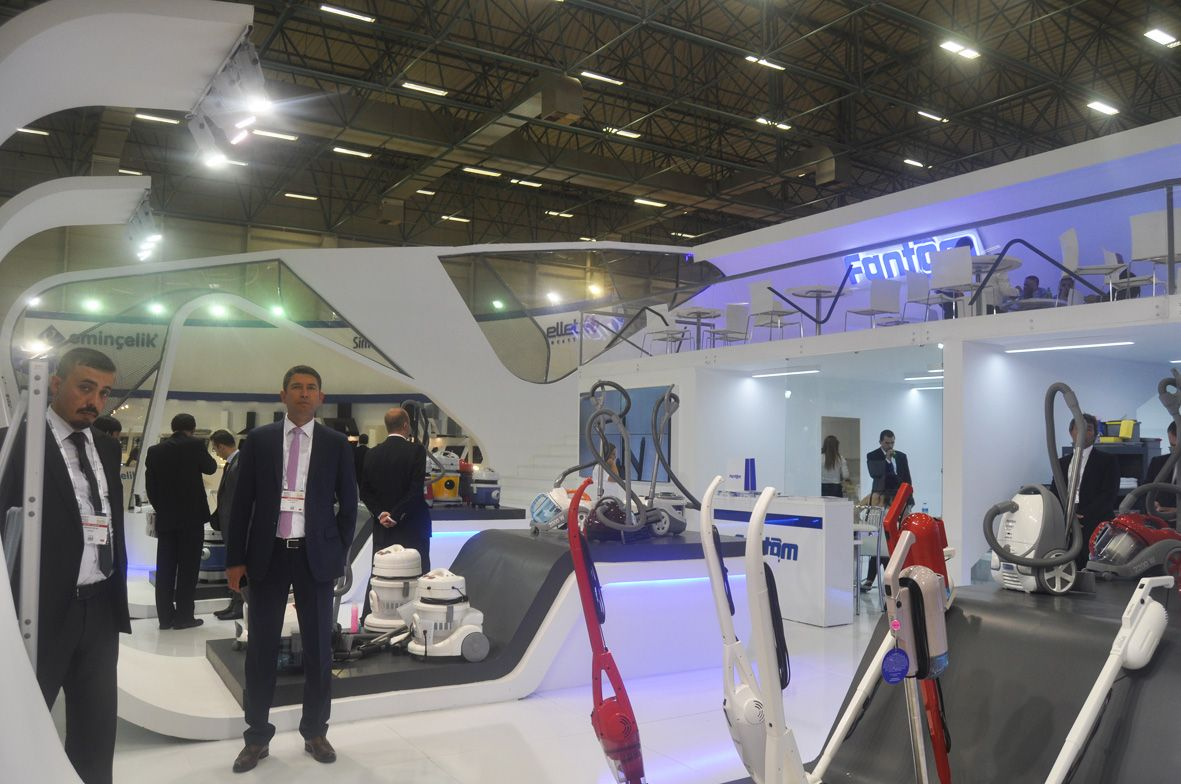 Two floor Exhibition Booth at Zücehx Istanbul 4