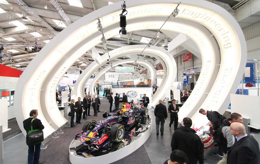 Hannover Messe Stand