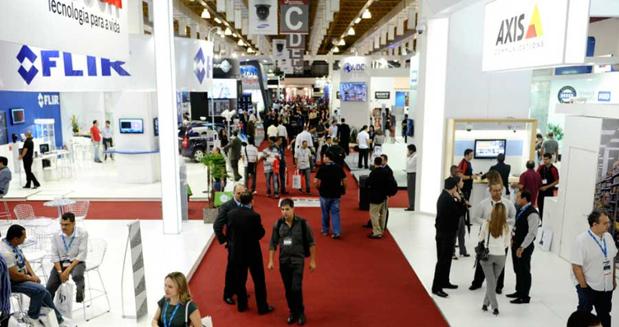 Isc Sao Paulo Exhibition Area