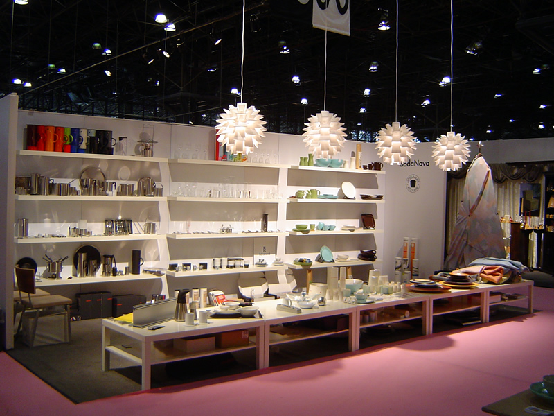 Baby Gift Ideas Nyc : Exhibition stands in new york