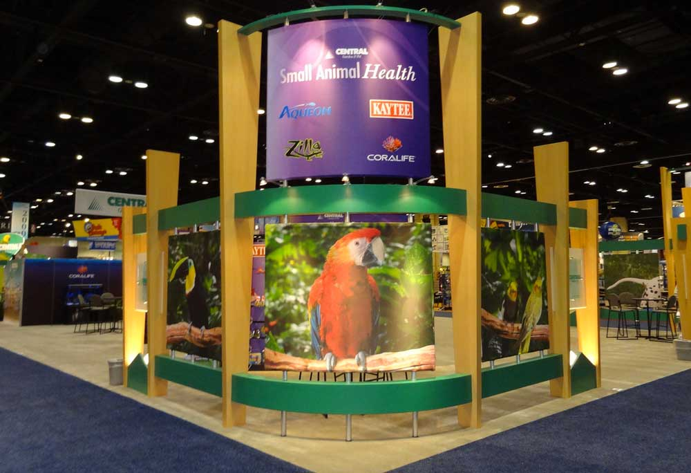 Pet Global Expo Booth