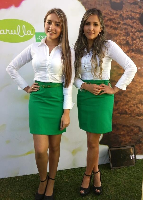 Promotoras en Bogotá