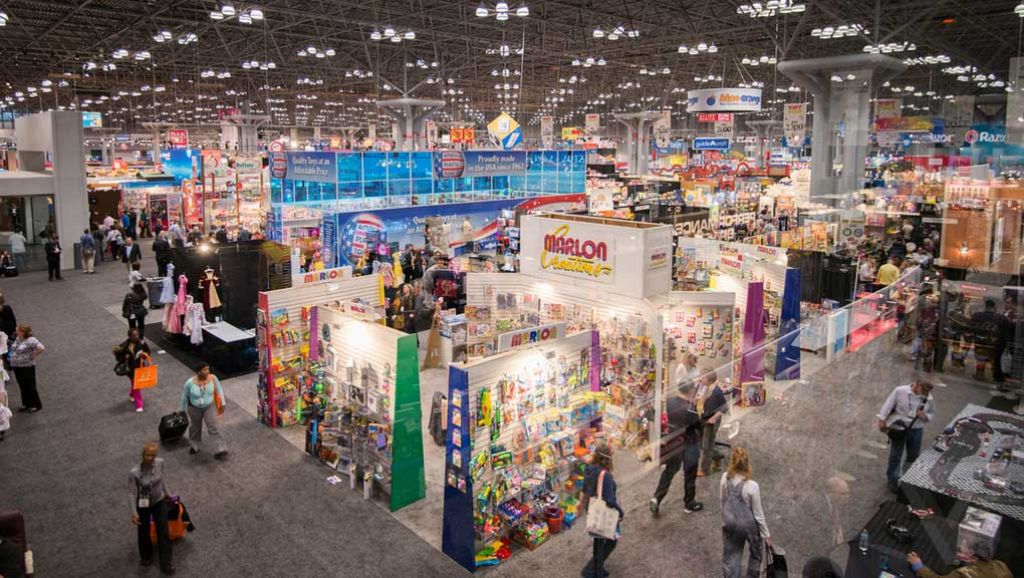 how to get tickets to toy fair