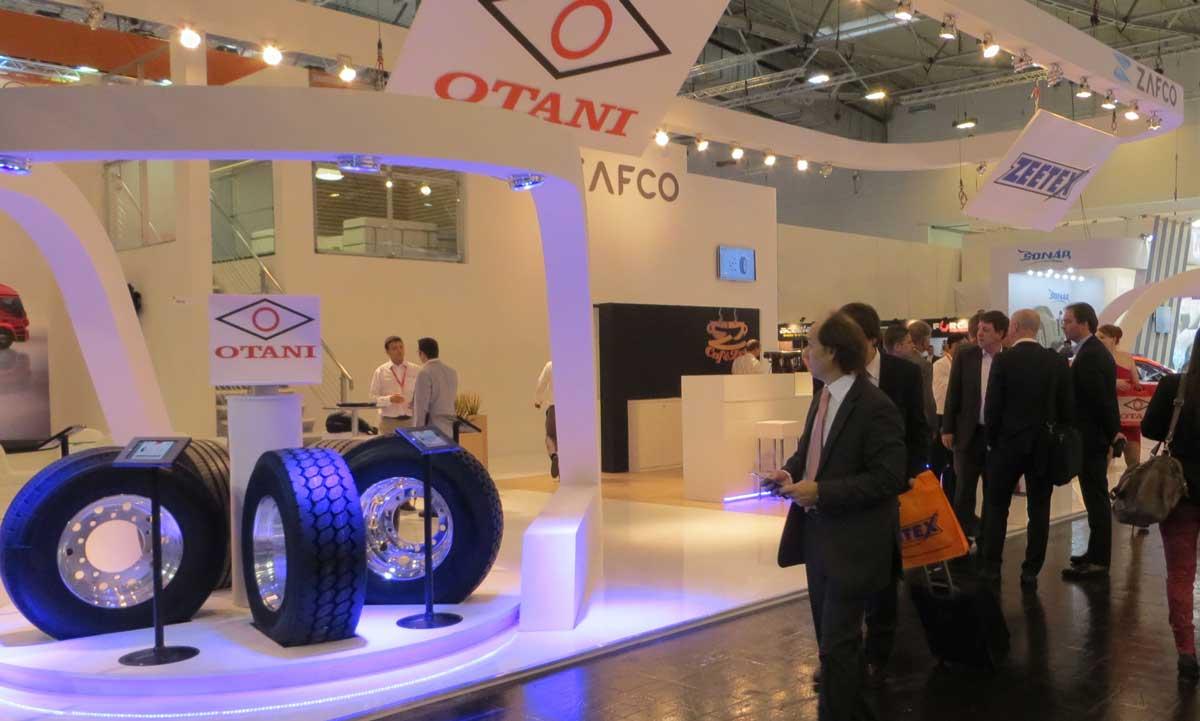 Tyrexpo Asia Exhibition Design