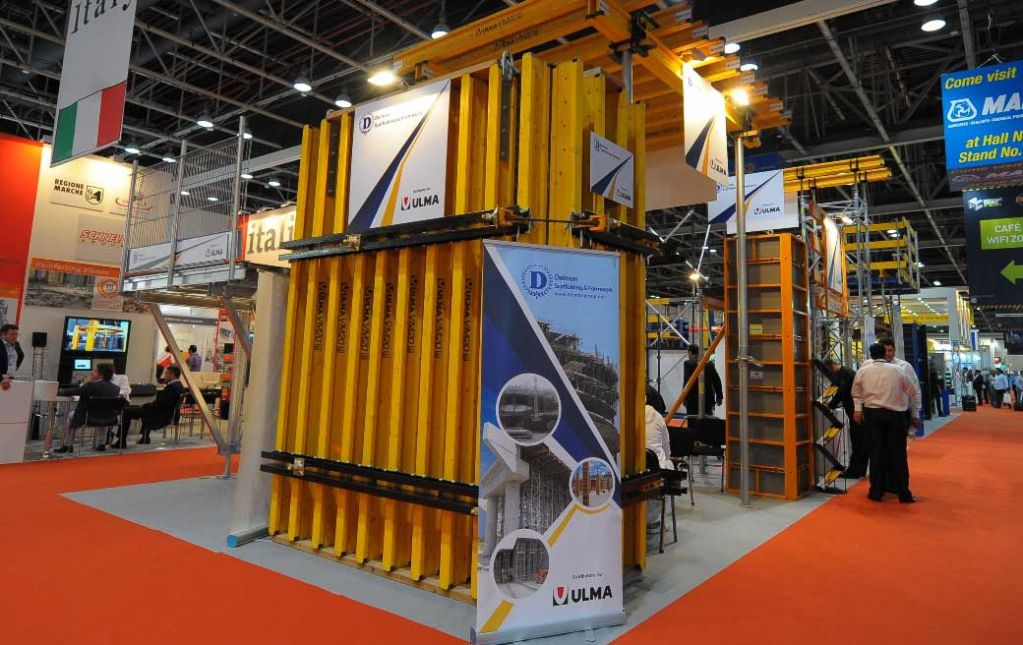 Ulma Exhibition Booth At Big 5 Dubai