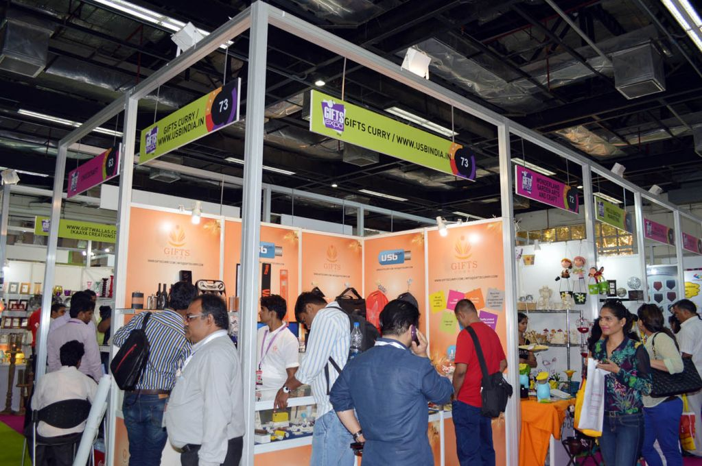 Gifts World Tradeshow In New Delhi