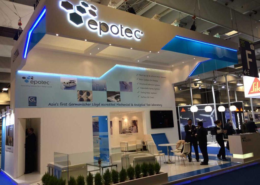 N Stand Exhibition Design : Jec world composites show conferences