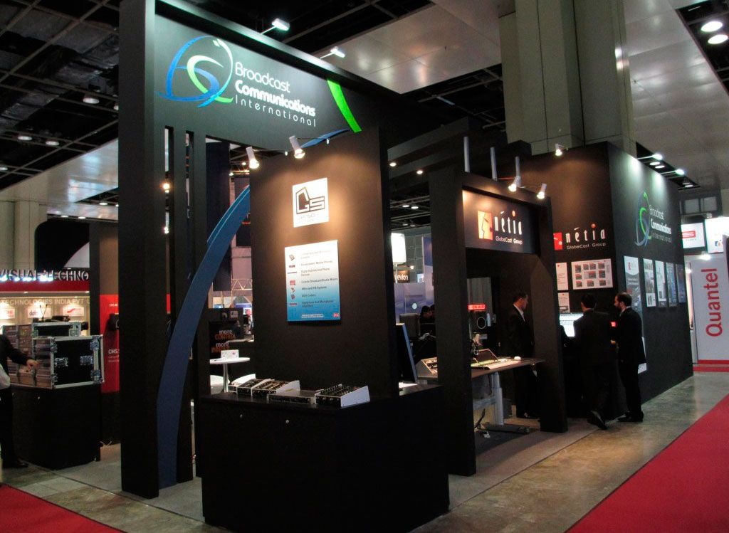 Broadcast Asia Stand