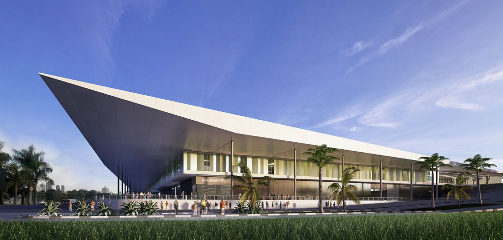 Sp Inmigrantes Exhibition Center