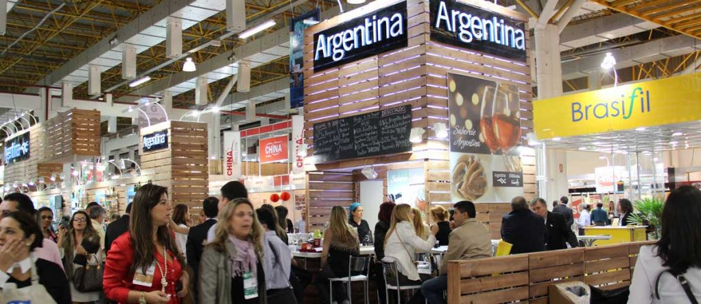 Apas Sao Paulo Exhibition Area