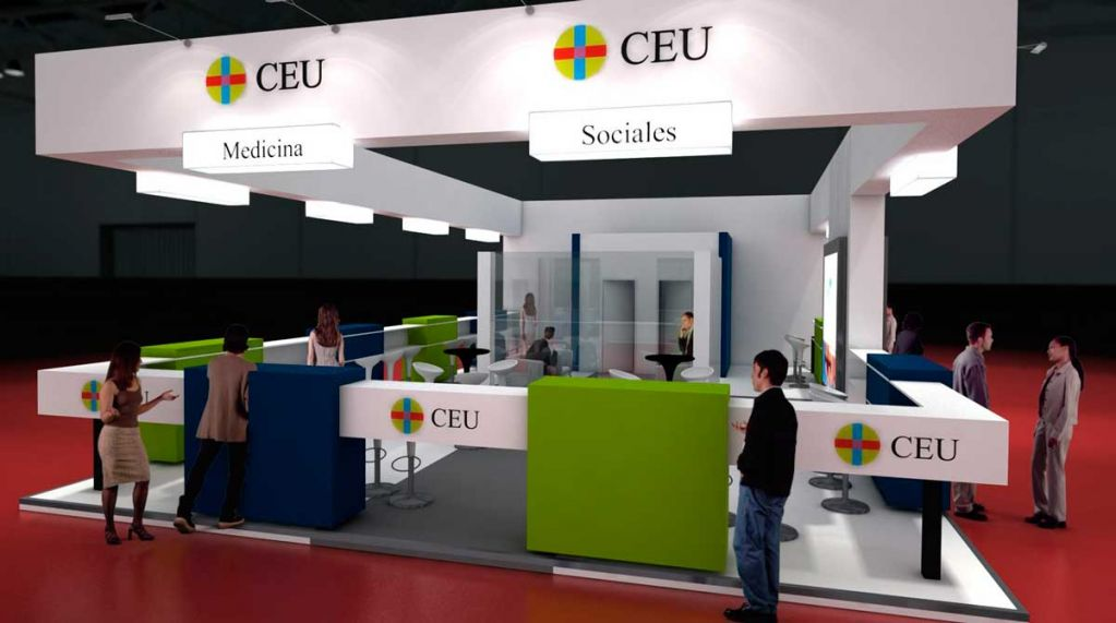 Feiplastic Exhibition Booth