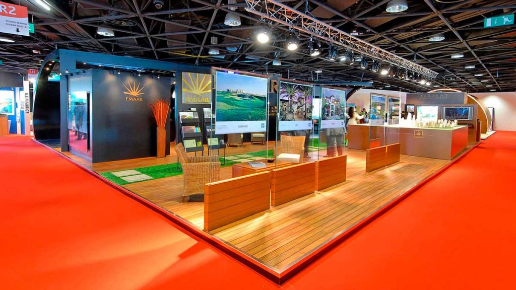 Mipim Cannes Exhibit Design