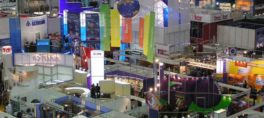 Mips Moscow Exhibiiton Area