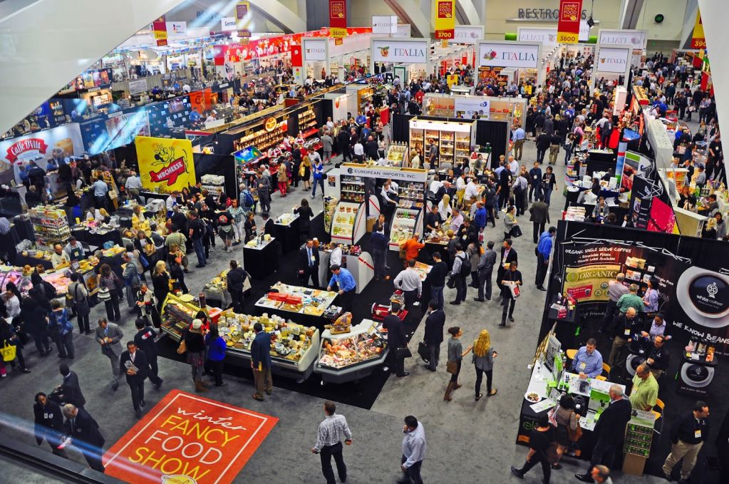 Fancy Food Show Goodies For Foodies