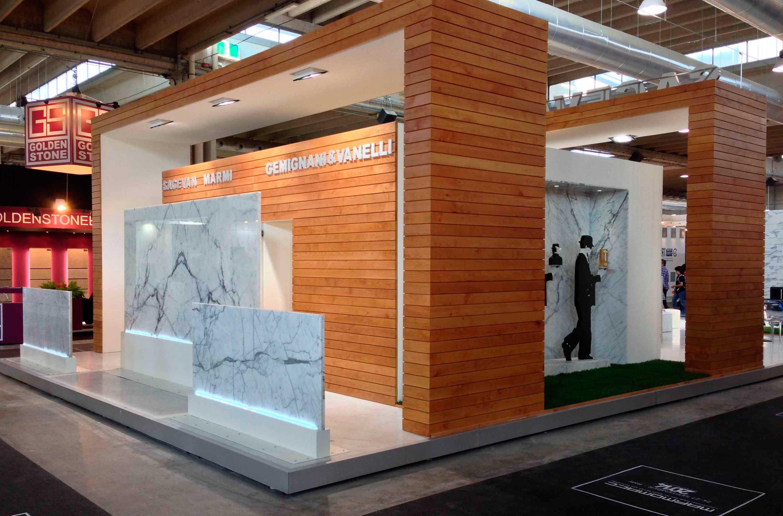 Marmomacc Exhibition Design