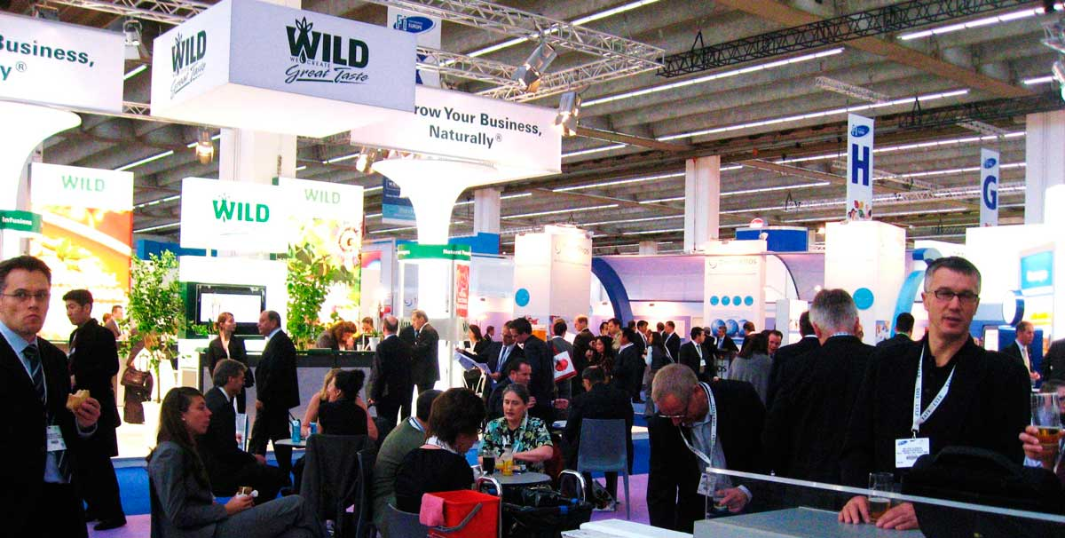 Fi Europe Exhibition Area