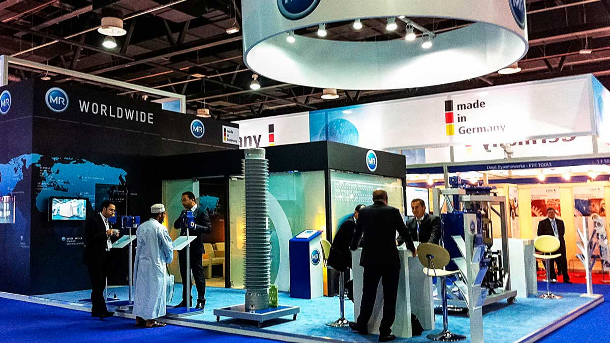 Middle East Electricity Stand