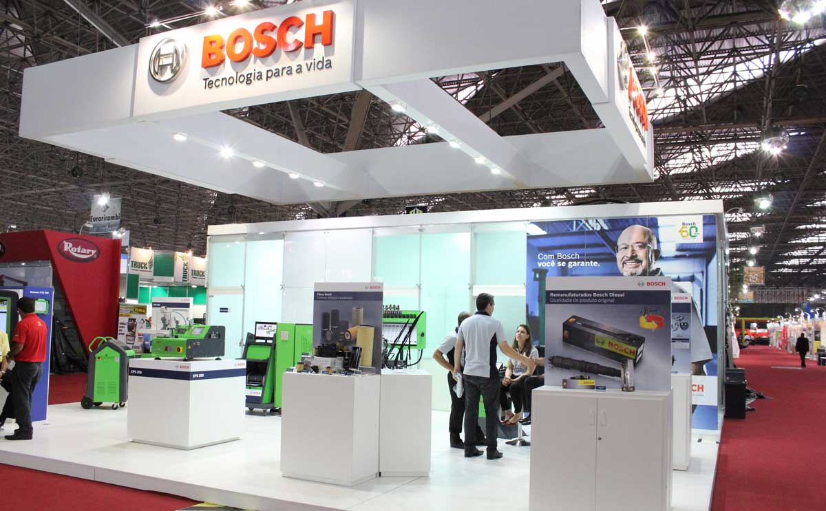 Sao Paulo Automec Exhibit Design