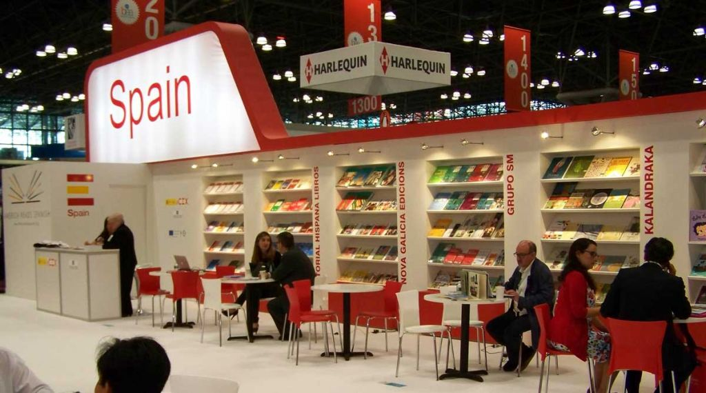 Book Expo America Booth