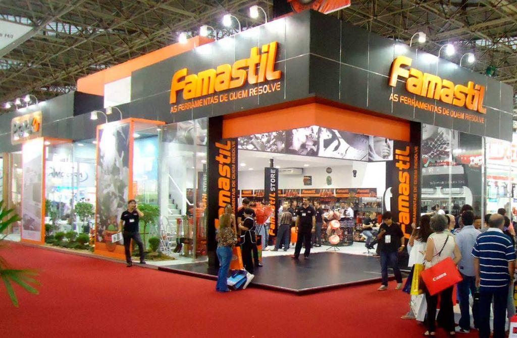 Feicon Batimat Stand Design