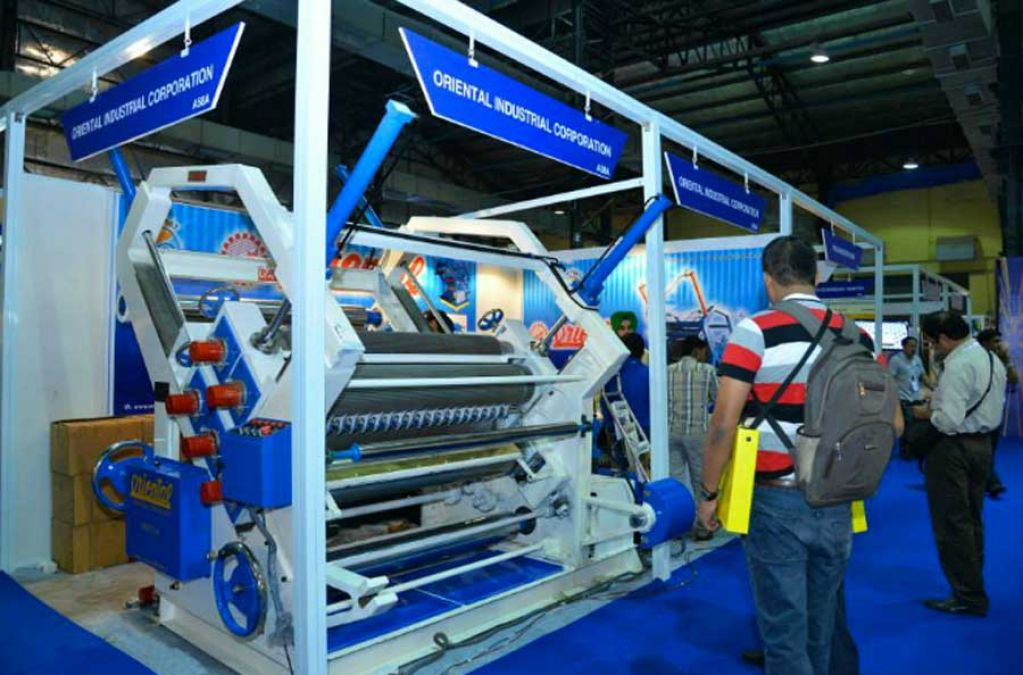 India Corr Expo Stand
