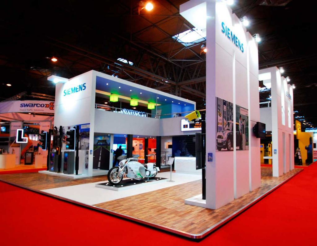 Traffex Exhibi Design