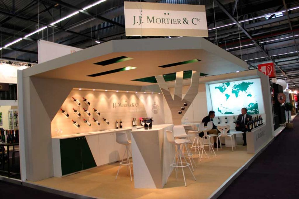 Vinexpo Booth Design