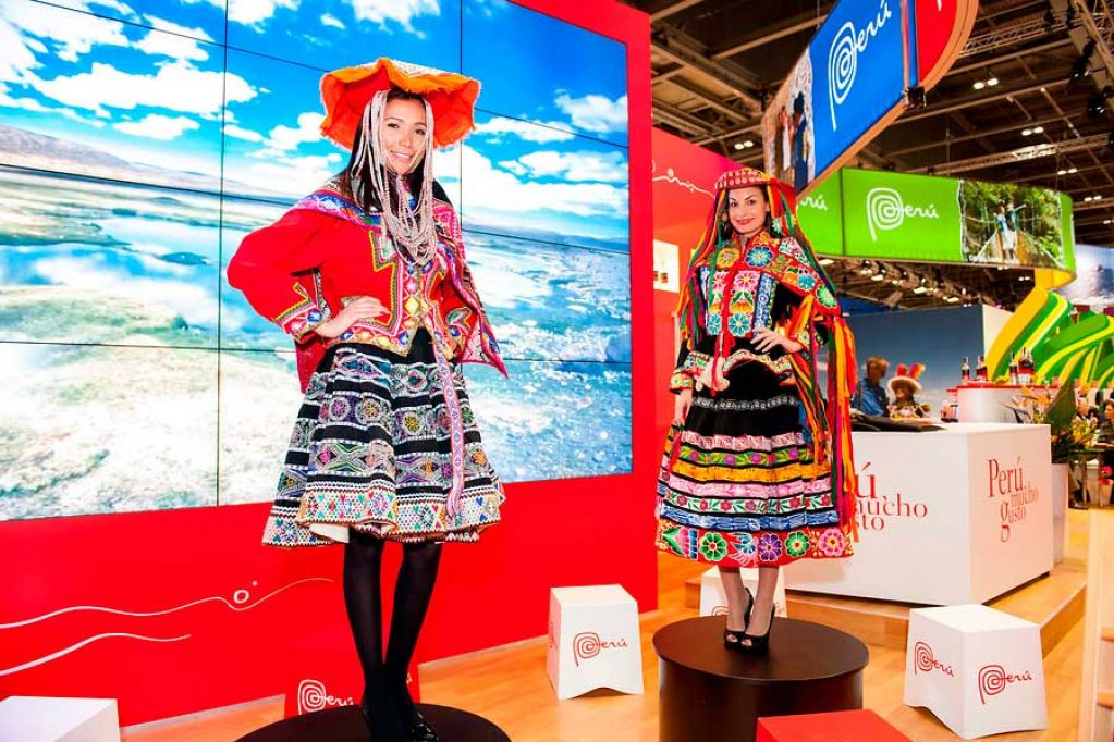 London Exhibition Stand World Travel Market