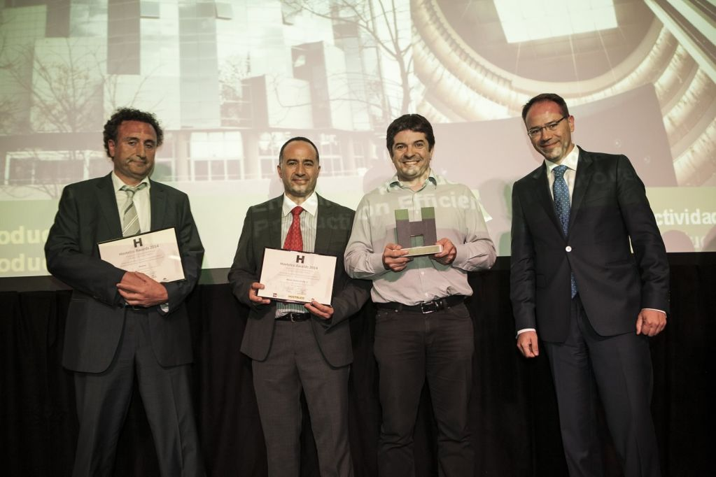 Hostelco Awards In Barcelona