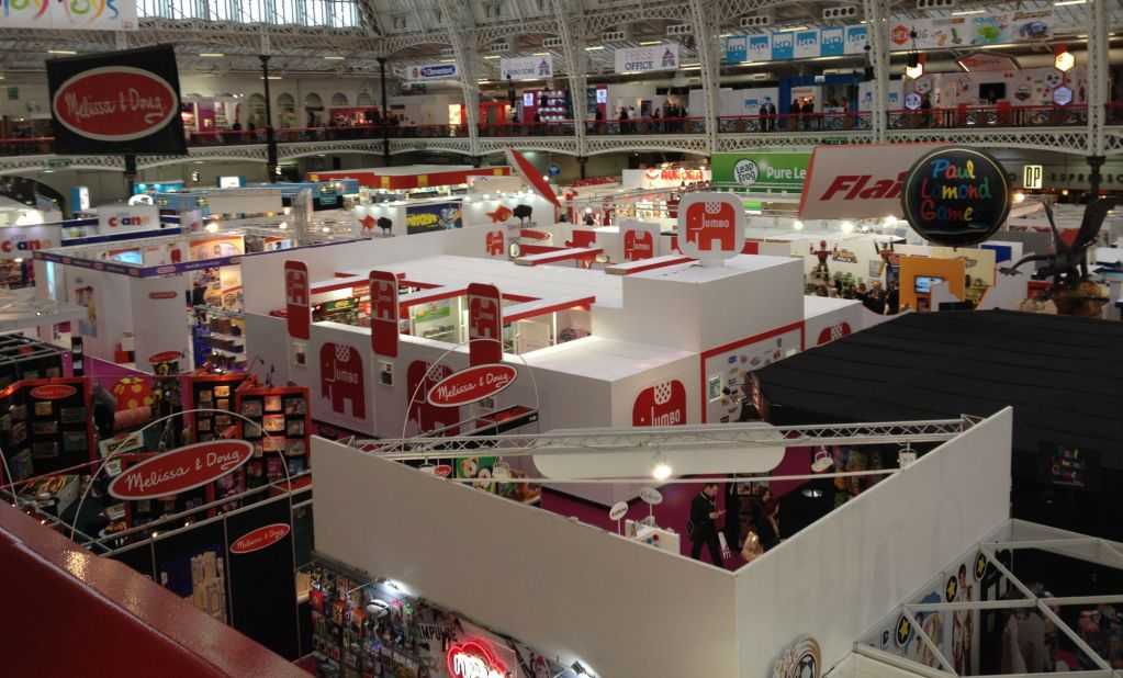 Toy Fair Btha London