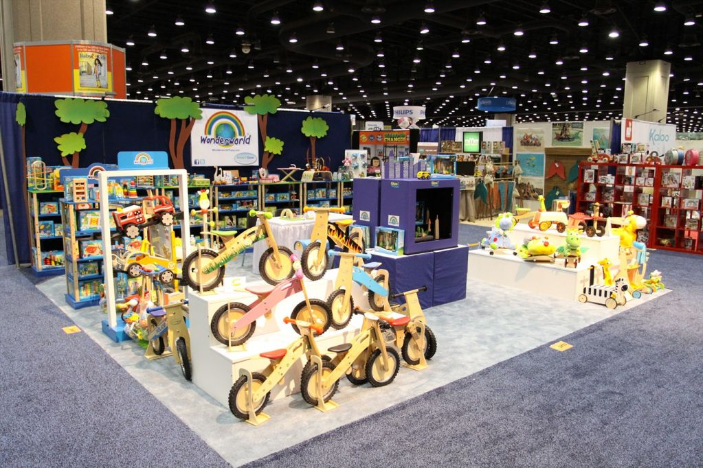 Abc Kids Expo Las Vegas The World Of Juvenile Products
