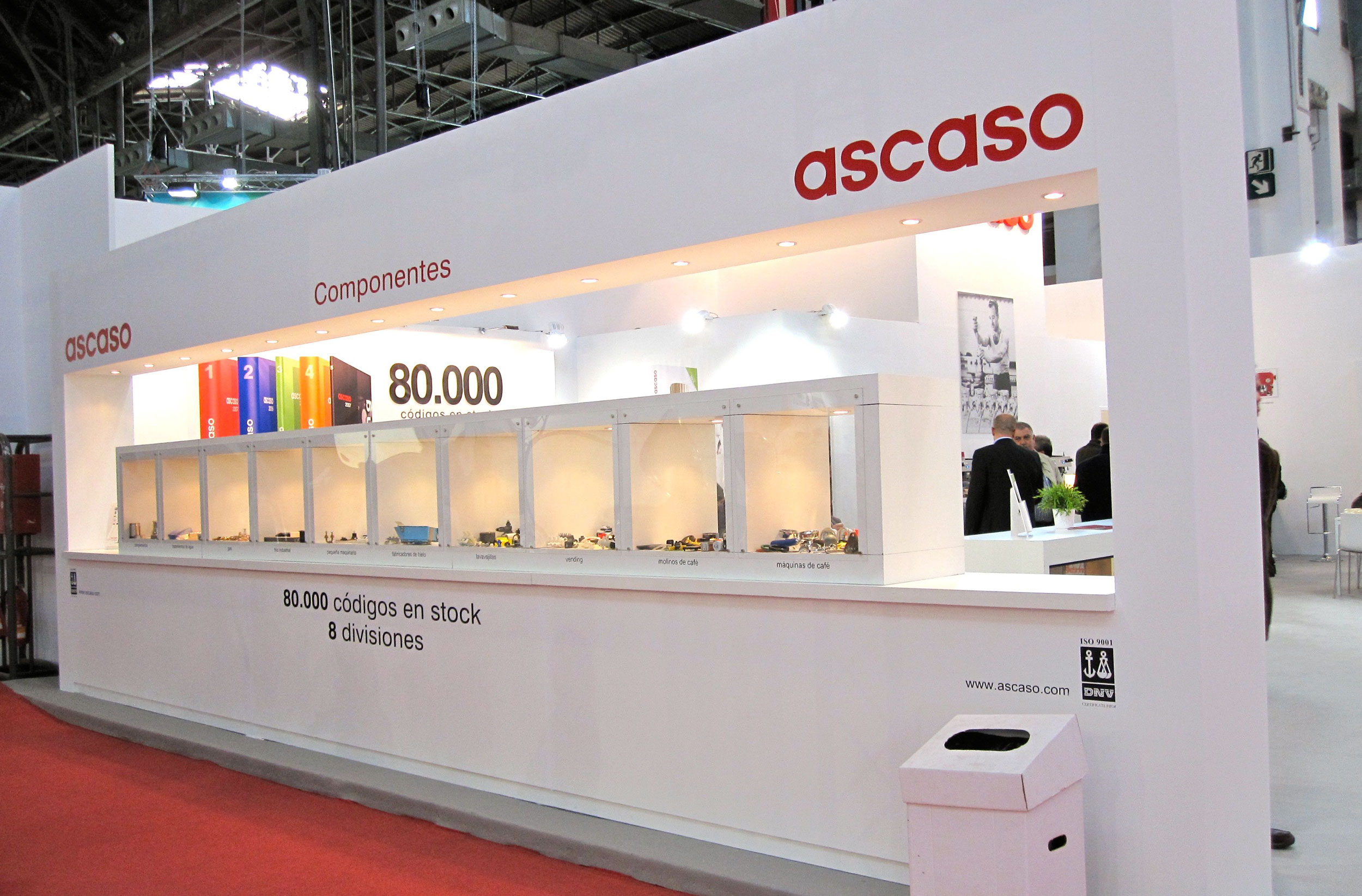 Hostelco Booth