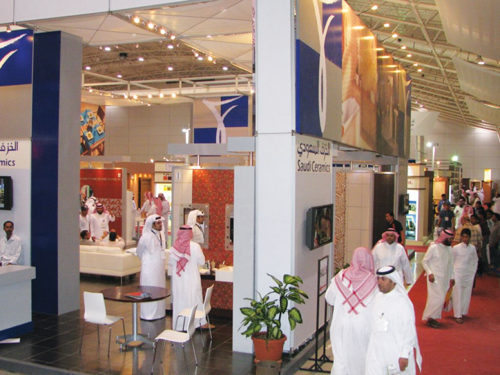 Exhibition Stand Builders In Jeddah : Exhibiting at saudi build expo in riyadh