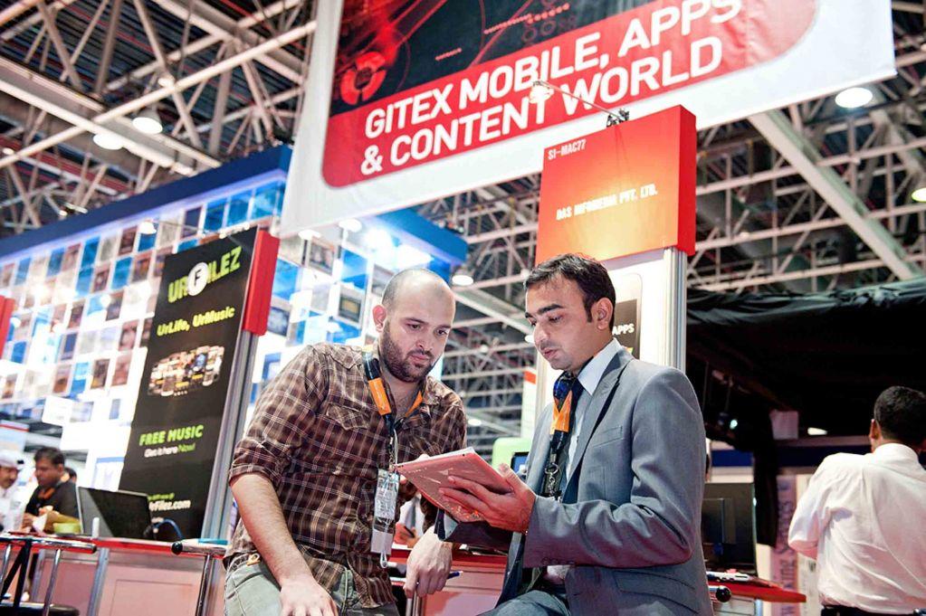 Gitex Dubai Show