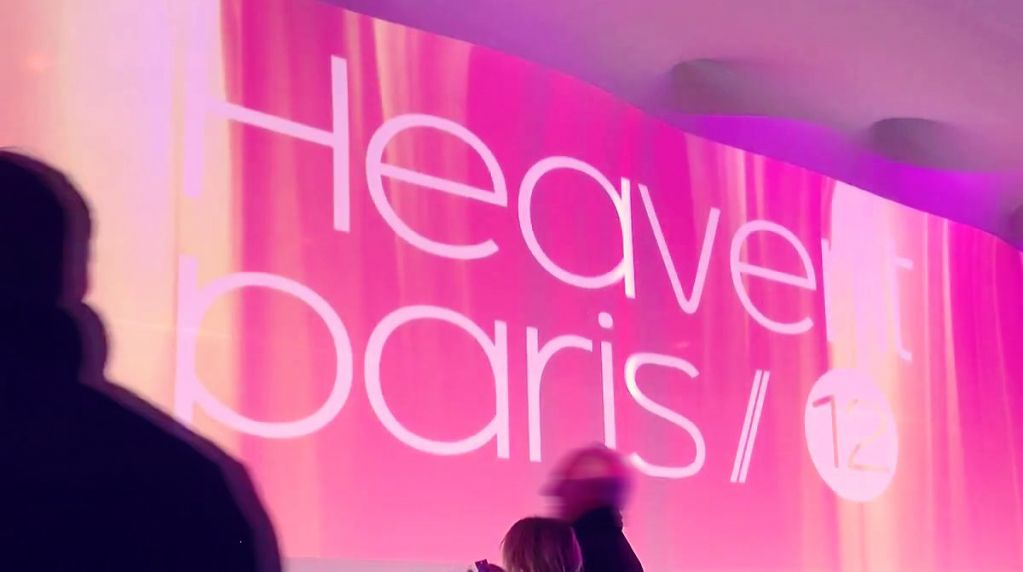 Heavent Paris Fair