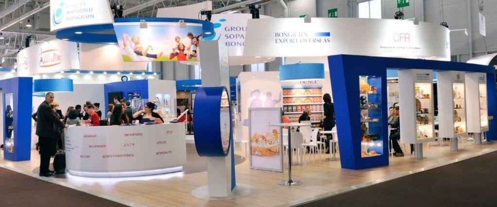 Exhibition Stand Quotation : Sial paris the largest food fair