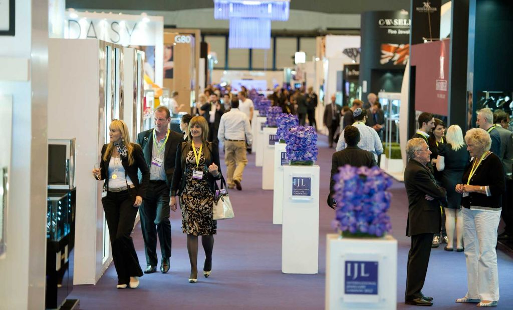 Ijl London Exhibition Hall