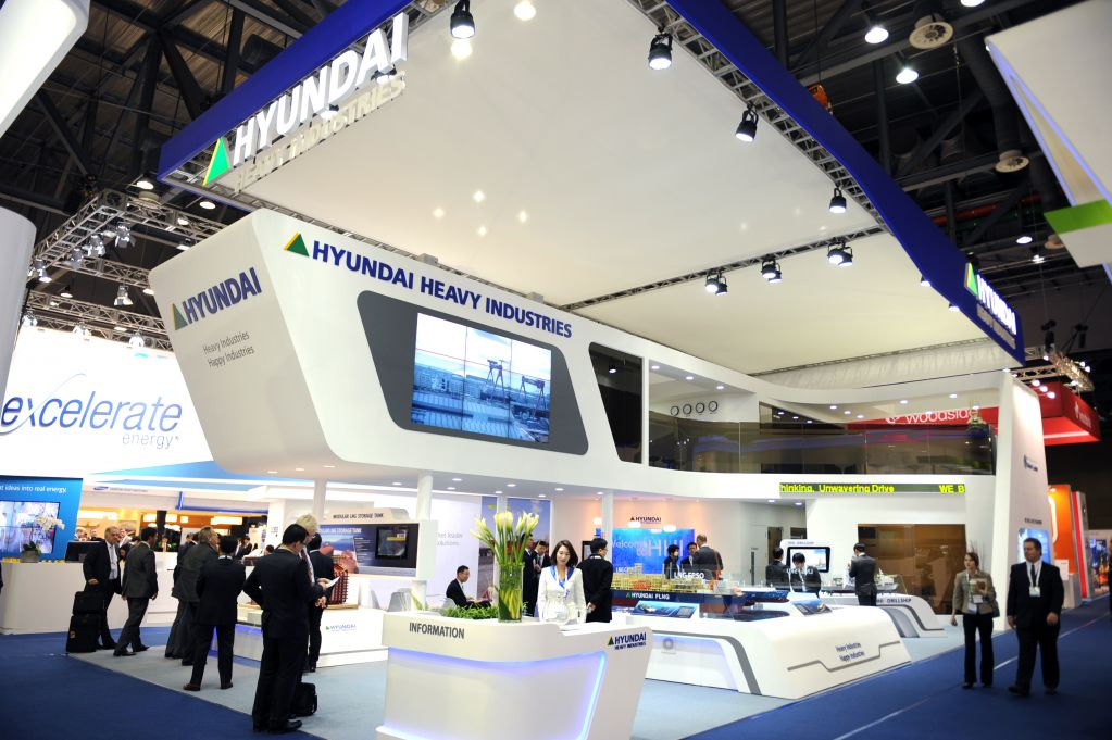 Exhibition Booth Japan : Exhibit at gastech the world s leading natural gas