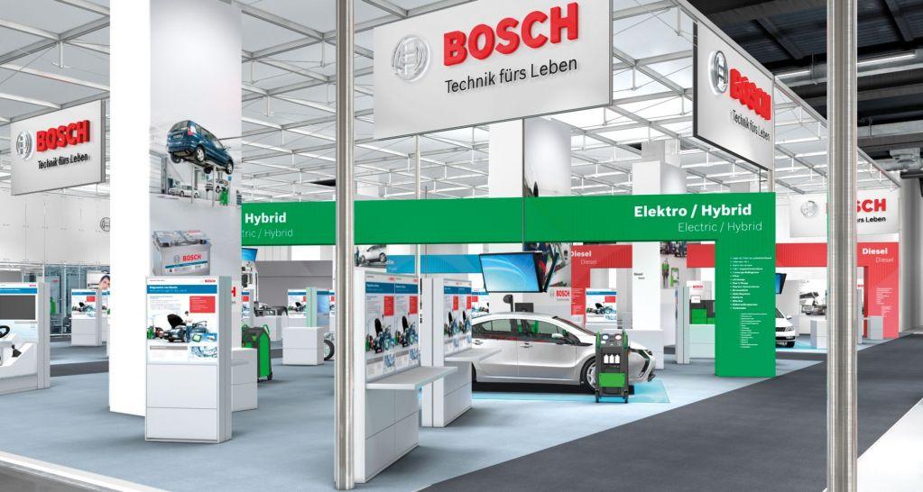 Stand Automechanika Bosch
