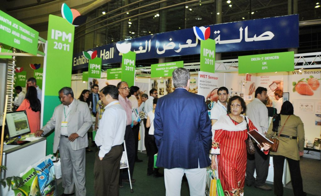 Ipm Dubai Exhibition