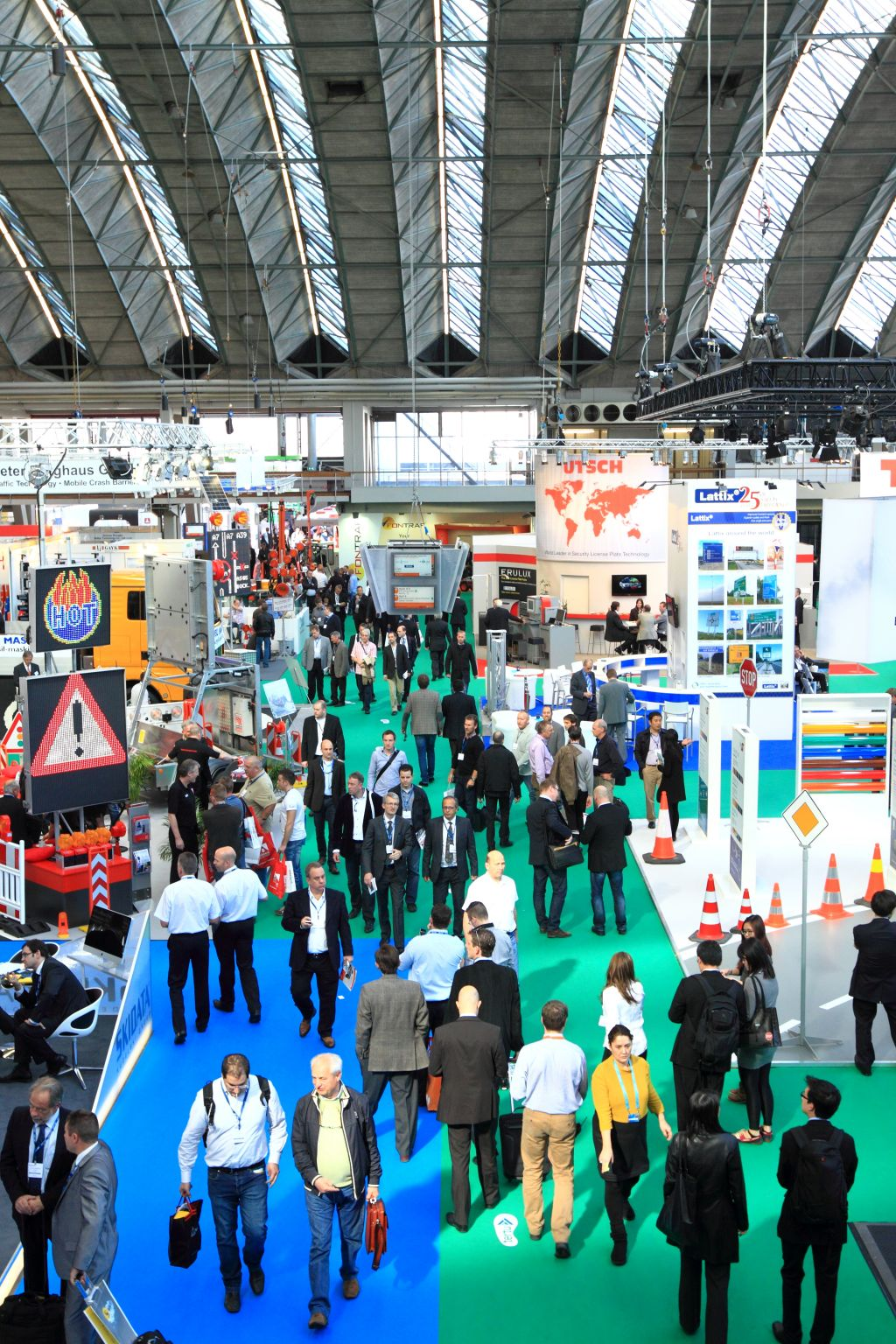 Exhibition Stand Rules : Intertraffic amsterdam
