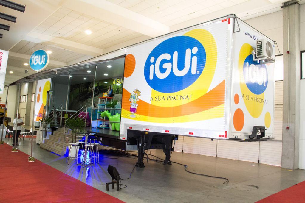 Exhibition Stands At Feira Do Construtor Curitiba