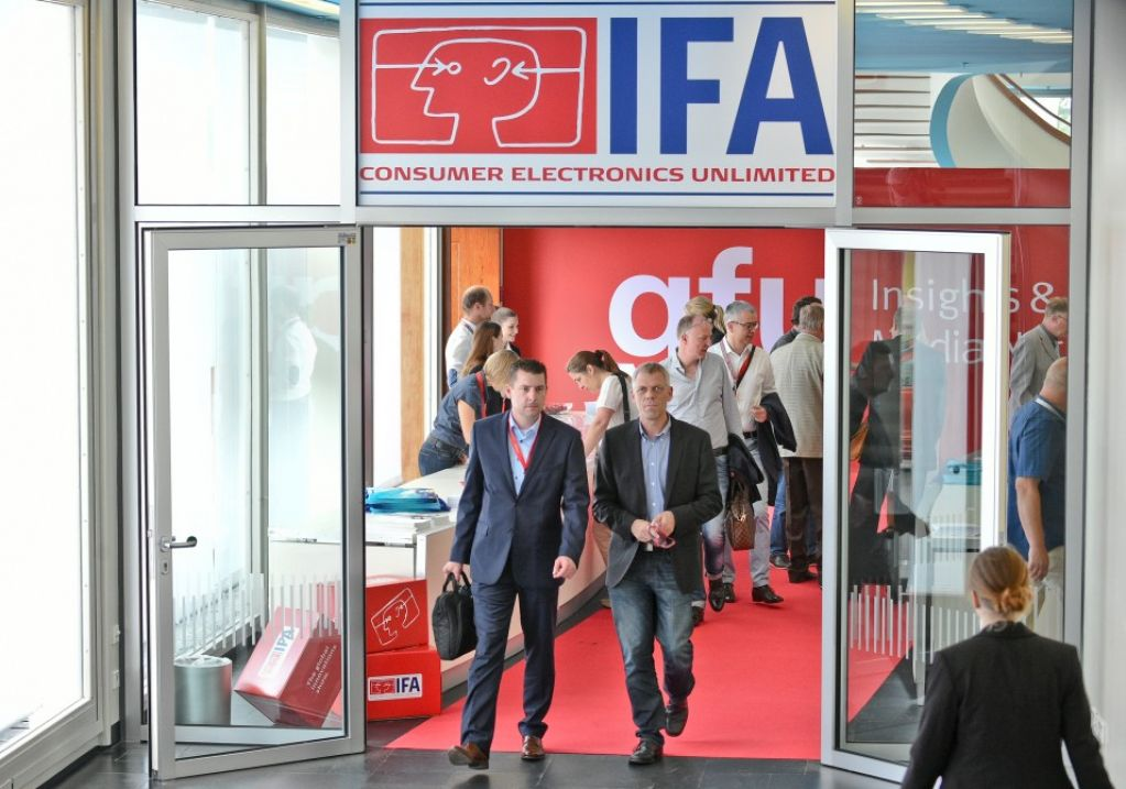 Ifa Consumer Electronics Exhibition In Berlin